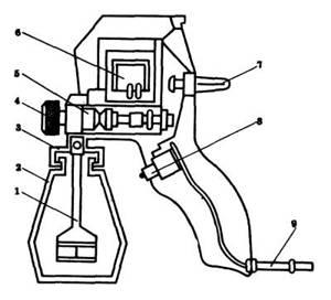 краскопульт ореол 5м инструкция - фото 3